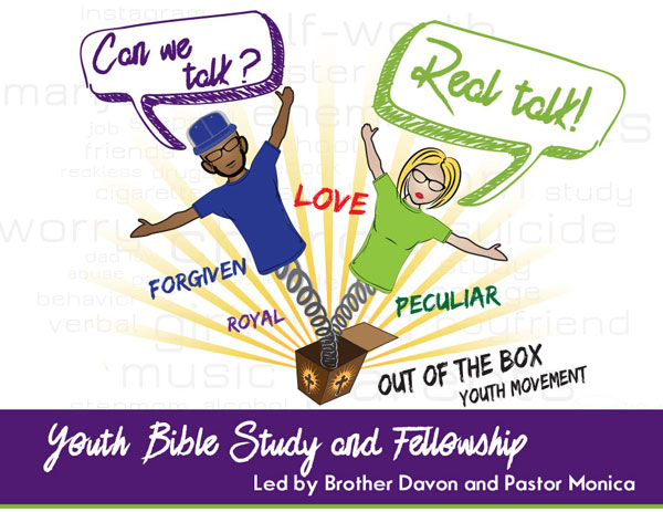 8ac71db755a Can We Talk? Real Talk! Teen Bible Study – Rivers of Living Waters ...